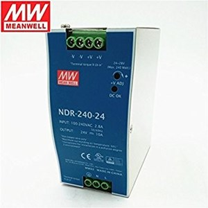 240W-48VDC DIN-RAIL Power Supply